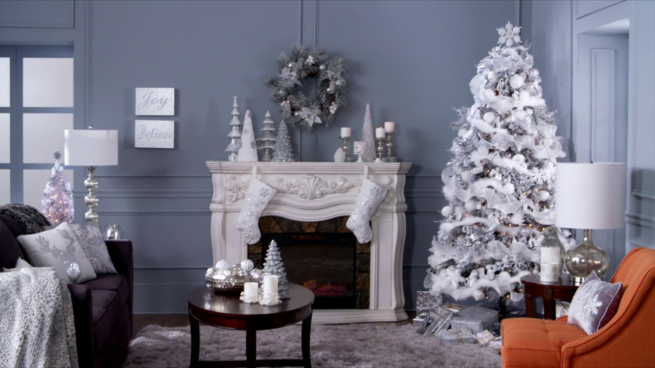 the shimmer collection from big lots - Big Lots White Christmas Tree
