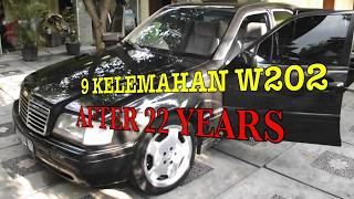 Gambar cover Mercedes Benz W202 1995 Esprit Classic Manual Video Review
