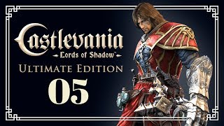 CASTLEVANIA LORDS OF SHADOW - MASMORRA NEGRA - GAMEPLAY[PT-BR] - PARTE 5