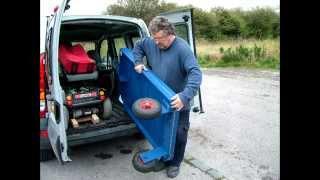Barrow Slag Bank - Disabled Access Denied