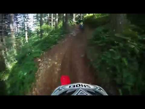 Riding Trails A and B at Jones Creek OHV in Washougal Washington