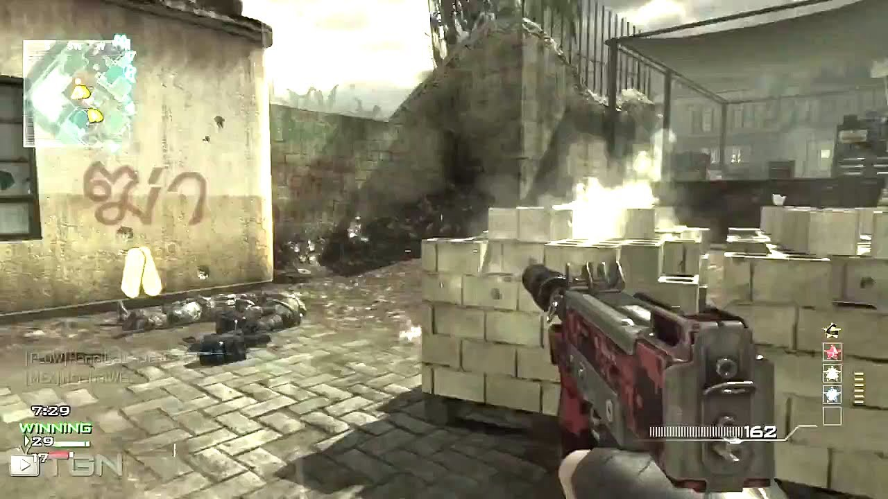 ★ MW3 - Pm9 MOAB With Tips Ft  GroupBrett2