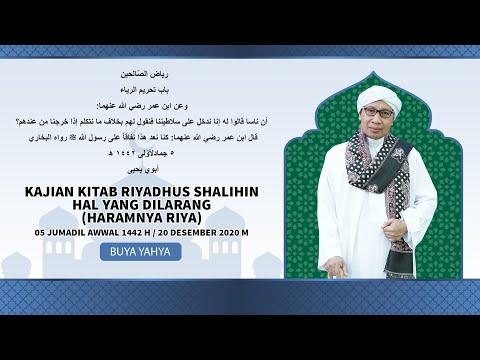 Download Buya Yahya - 2020-12-20 Hari Minggu - Kitab Riyadhush Shalihin MP3 & MP4