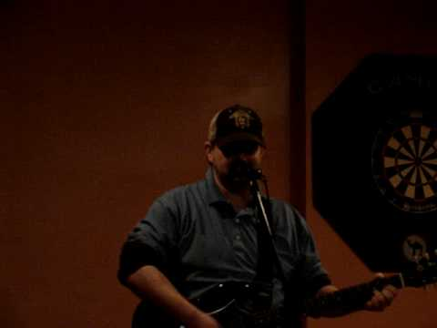 cover of the rolling stones performed by Jason Pate at Eclipse Montevallo Alabama