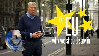 Why we should stay in Europe according to Alan Johnson (Labour) - BBC News