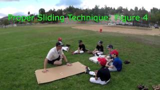 Baseball Dynamics - Session #3 Proper Sliding Technique
