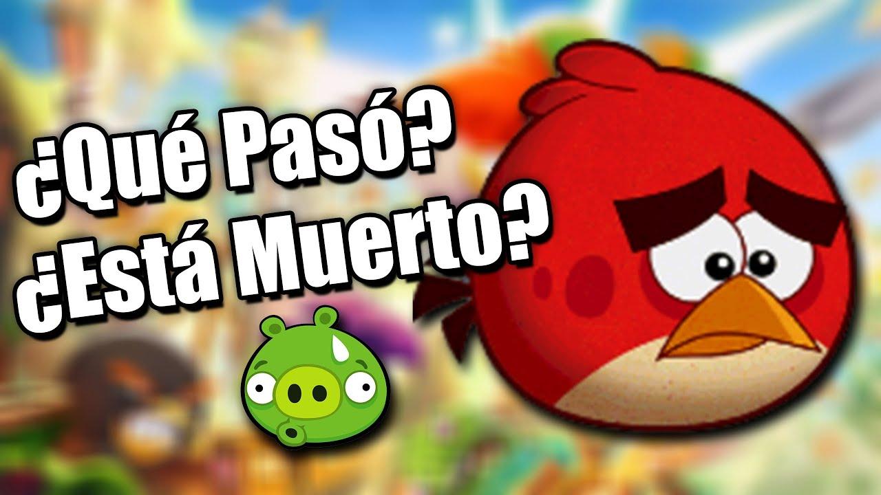 La DECADENCIA de Angry Birds | Explicación