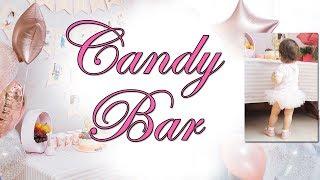 Детский ♡Candy Bar♡ СВОИМИ РУКАМИ. Помощник всегда рядом
