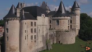 Tour VTT Charente