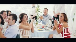 Красивая свадьба в шатре