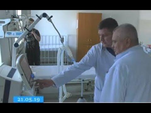 ТРК ВіККА: Легені у дарунок: обласну дитячу лікарню підсилили передовою світовою технікою