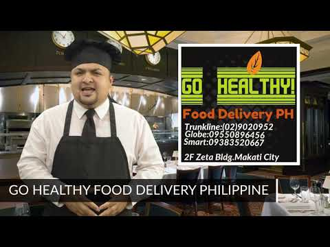 Go Healthy Food Delivery Philippines