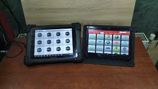 Autel maxisys ms 908 VS Launch EasyDiag 2.0 КТО КРУЧЕ