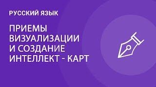 Как сделать урокарусского языка интересным: приемы визуализации и создание интеллект - карт