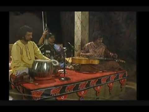 Debashish Bhattacharya & Kumar Bose Raag Gurjari Todi 1