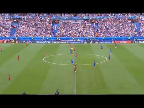 Portugal 1 X 0 França   (globo Hd)  Final Da Euro Copa 2016