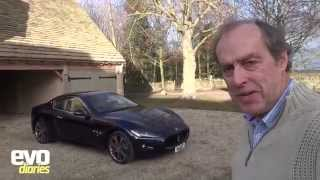 Maserati GranTurismo S 47 MC Shift review
