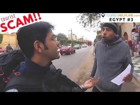 Cairo/ Giza: Local transport | Hotels | offline Maps | Tourist Hassles in Egypt (2018)