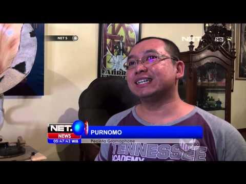 Ratusan Koleksi Gramaphone di Pameran Gramaphone, Semarang  NET5