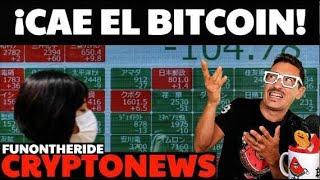 ¡¡CAEN #StockMarket y #BITCOIN !! ☄️☄️☄️ ¿Llega el Re-Brote?  #FunOntheRide #Crypto #News