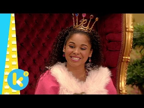 Ketnet - Prinsessia / Koningin Roos
