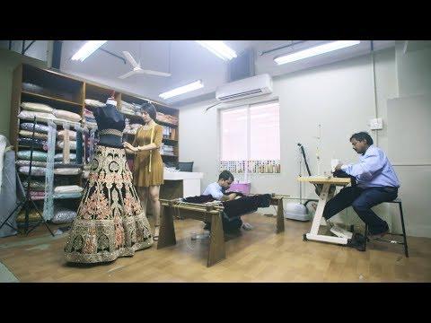 Kriti Sanon in KALKI Bombay Times Fashion week 2017