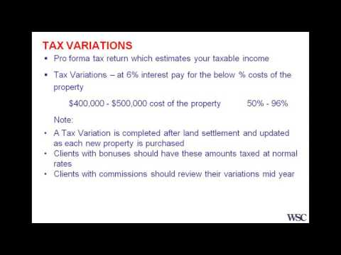 What is a PAYG Withholding Tax Variation?