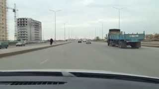 Новая объездная дорога с Астраханки на левый берег Астаны(, 2014-10-31T09:35:55.000Z)