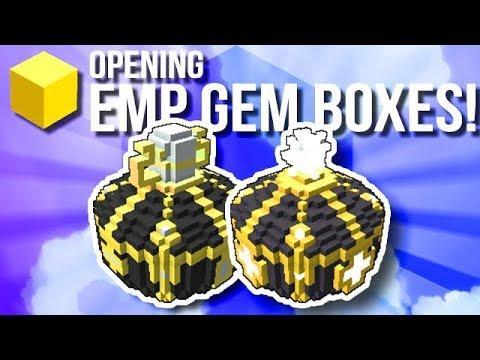 "Trove - 15 Empowered Gem Boxes & 2 STELLAR Empowered Gem Boxes | ""From Scratch"" Series"