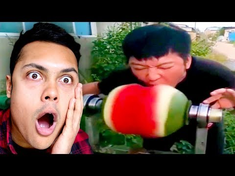 REACTING TO THE FASTEST EATERS