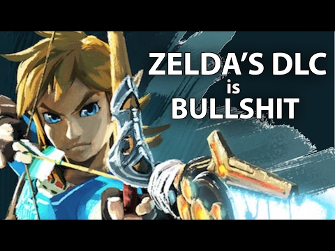 Why Zelda Breath Of The Wild's DLC is Bullshit