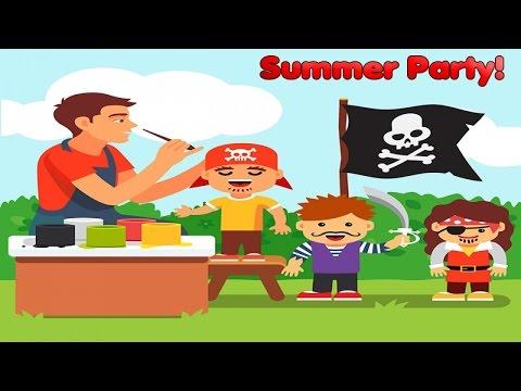 Summer Party 2017 Best Nursery Rhymes Sekids