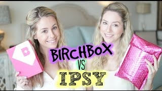 Unboxing: Birchbox vs. Ipsy - AUGUST | eleventhgorgeous thumbnail
