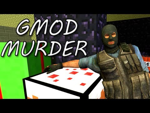 INTERROGATION CHAMBER! (Garry's Mod Murder)