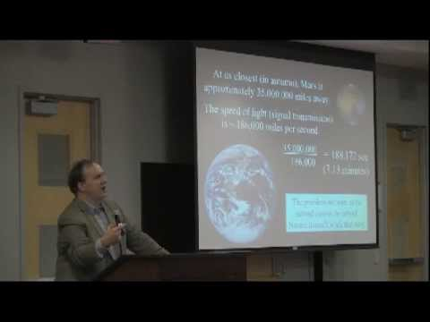Dr. Paul Nelson: Can We Detect Design? - Ratio Christi at The Ohio State University