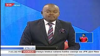 Katibu mkuu wa chama cha wauguzi nchini Seth Panyako leo hii alifikishwa mahakamani