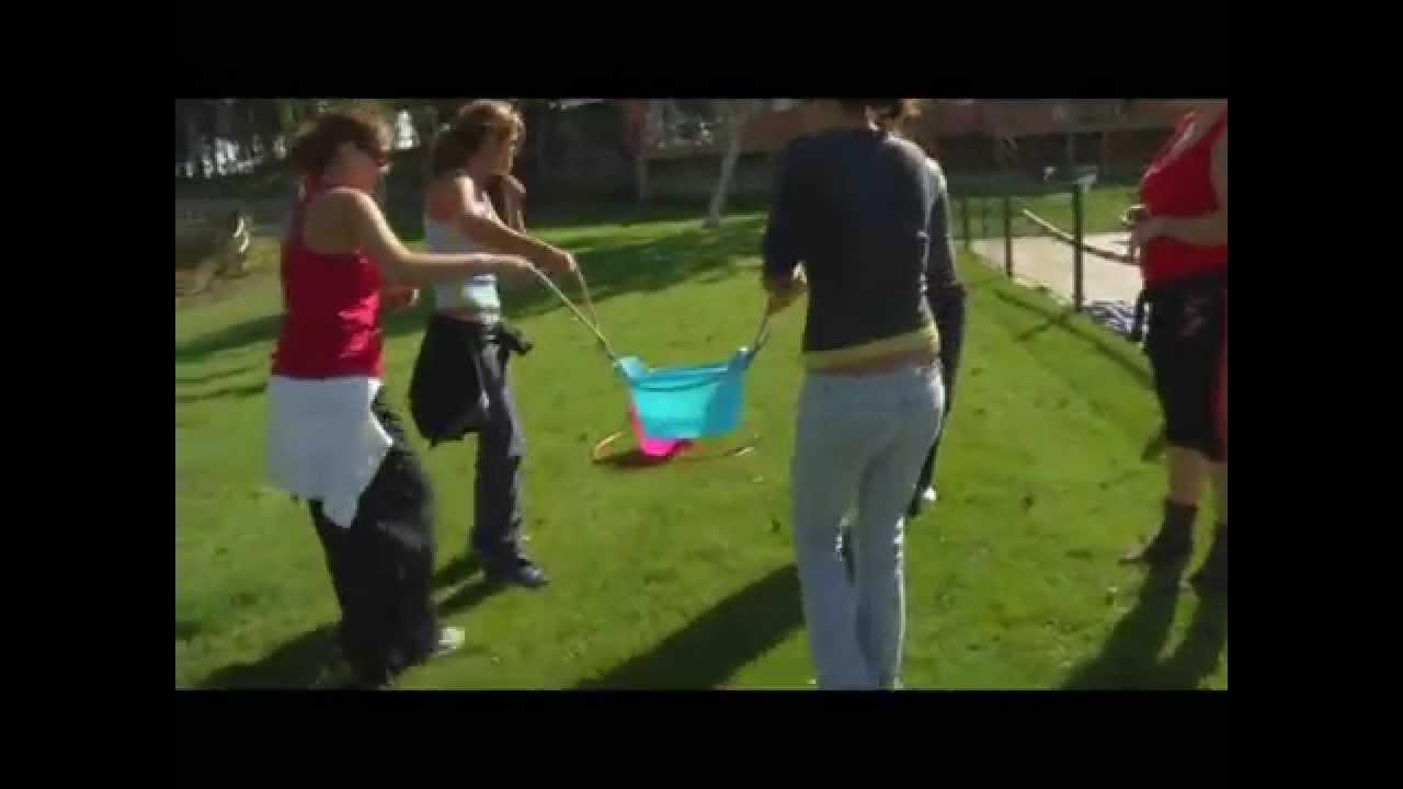 Outdoor Center Actividades Para Adultos Youtube