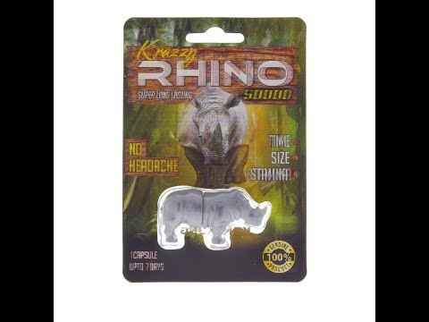 Krazy Rhino Pill Benefits and rhino pills reviews
