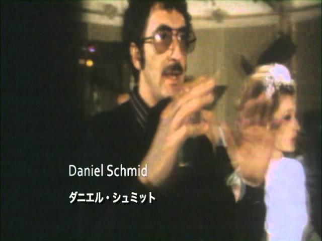 映画『ダニエル・シュミット 思考する猫』予告編
