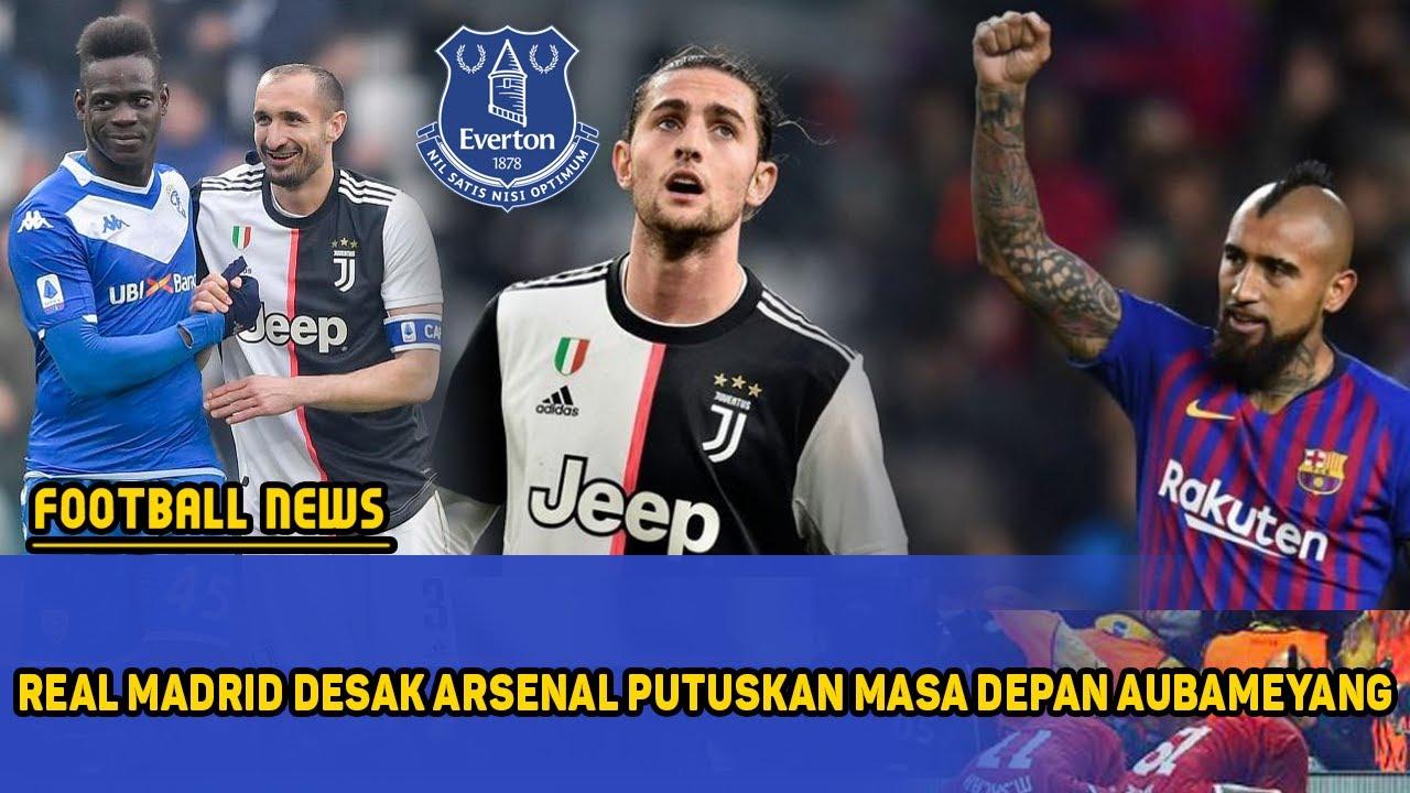 Adrien Rabiot Berpeluang Gabung Everton atau MU 🤝 Balotelli Balas Kritikan Chiellini👊