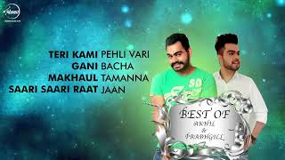 Best of Akhil   Prabh Gill   Punjabi Best Song Collection   Speed Records