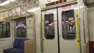 JR常磐線各駅停車綾瀬行き 6000系30F取手JL32~綾瀬JL19