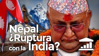 ¿Podrá el AGUA CAMBIAR el futuro de NEPAL?- VisualPolitik