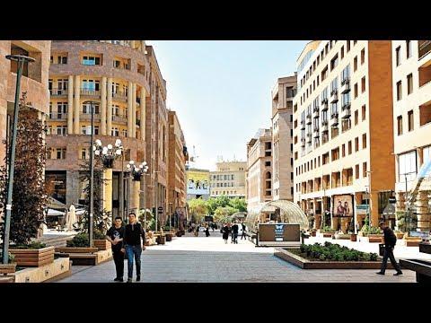 Уровень шума в Ереване