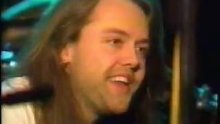Download Metallica Recording the Black Album, Much Music 1991 #1 + Full  for 'One' MP3 song and Music Video