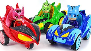 We need faster cars! PJ Masks Hero Blast appeared! | DuDuPopTOY