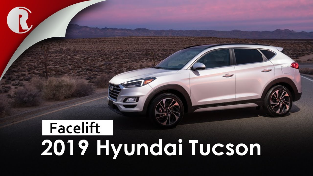 2019 hyundai tucson mild hybrid suv unveiled for europe youtube. Black Bedroom Furniture Sets. Home Design Ideas