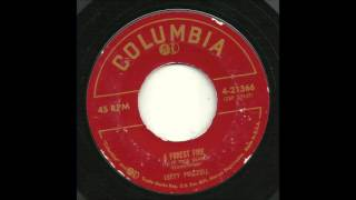 Lefty Frizzell - A Forest Fire (Is In Your Heart) YouTube Videos