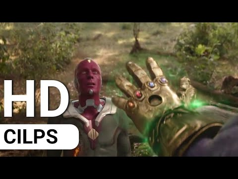 THANOS Collects All Stones - Avengers infinity war  (Movie Cilp) 2018 | Films Turn