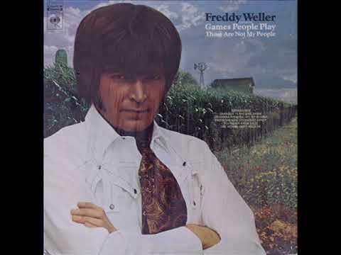 "Freddy Weller ""Louisiana Redbone"""